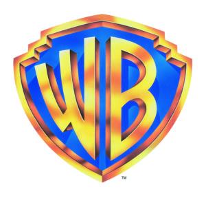 WB Blue Gold Bannerless Logo 3D