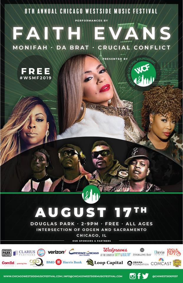 Chicago Westside Music Festival 2019